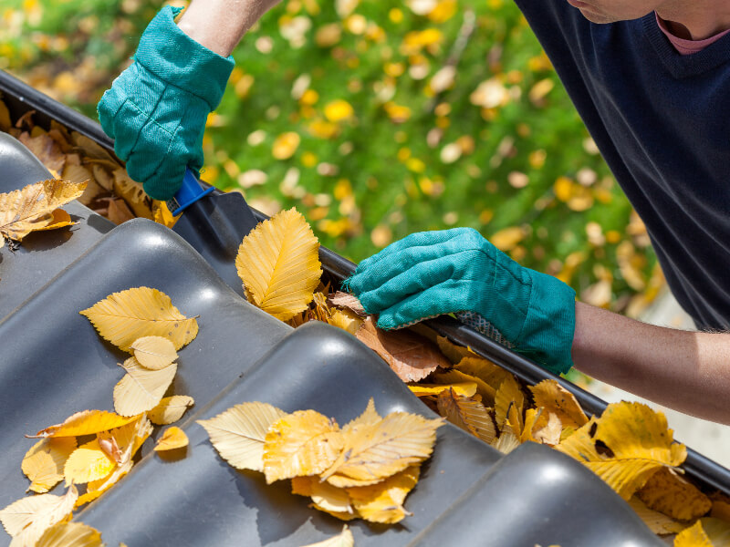 APS Gutter Cleaning in Cornelius NC