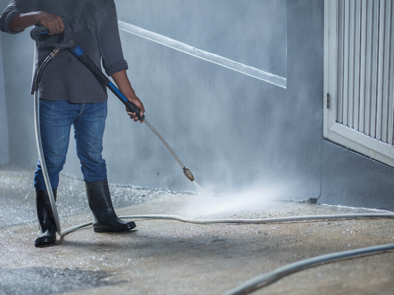 APS Pressure Washing in Mount Holly NC