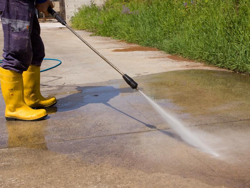 APS Pressure Washing in Stallings NC